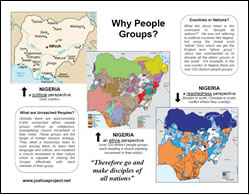 5.  Why People Groups?