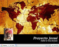 Joshua Project Overview PowerPoint - German