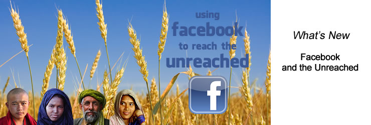 Facebook and the Unreached