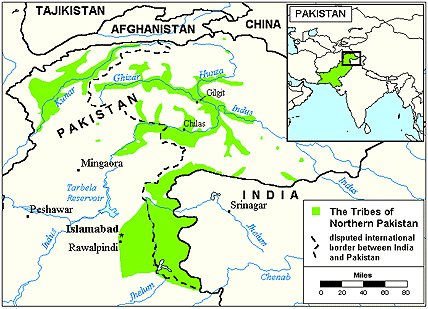 Chitrali, Kho in Afghanistan map