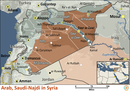 Arab saudi najdi in syria ethnic people profile arab saudi najdi in syria map gumiabroncs Choice Image