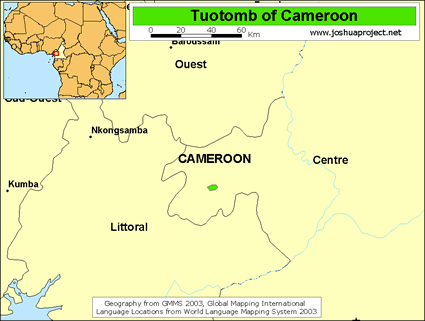 Tuotomb in cameroon ethnic people profile for 10 40 window prayer points