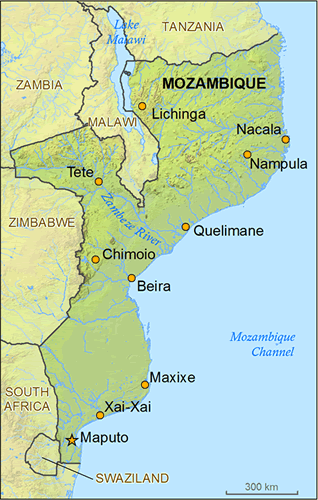 Deaf in Mozambique Ethnic People Profile