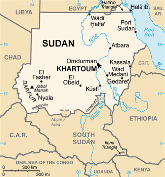 GbayaBossangoa in Sudan Ethnic People Profile